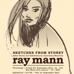 #ArtBlog 32: 'Sketches From Sydney' ~ My Berlin Art Scene Debut