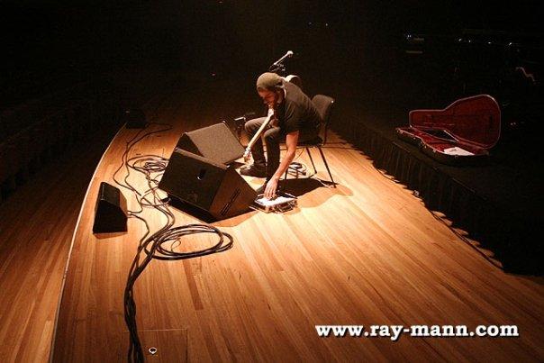 Ray Mann x Tori Amos 2009