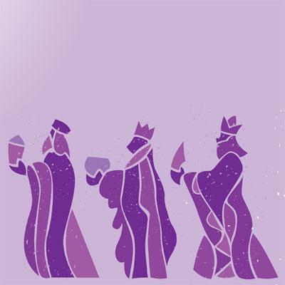 #ArtBlog 47: Three Wise Menn