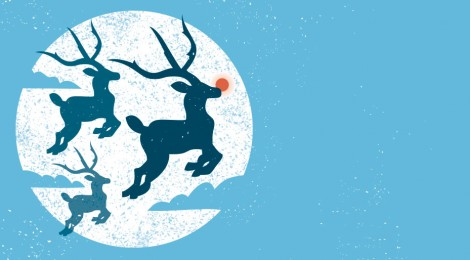 #ArtBlog 46: The Reindeer Three
