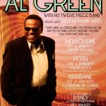 Al Green + The Ray Mann Three ~ Australian Tour