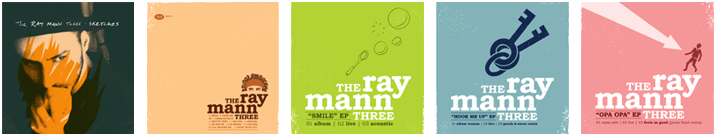 Ray Mann on iTunes Store