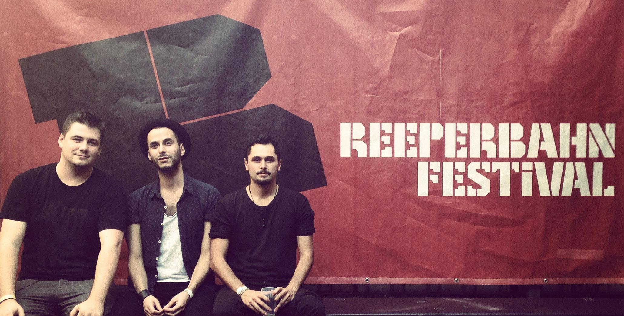 Photos: Reeperbahn Festival & Aussie BBQ