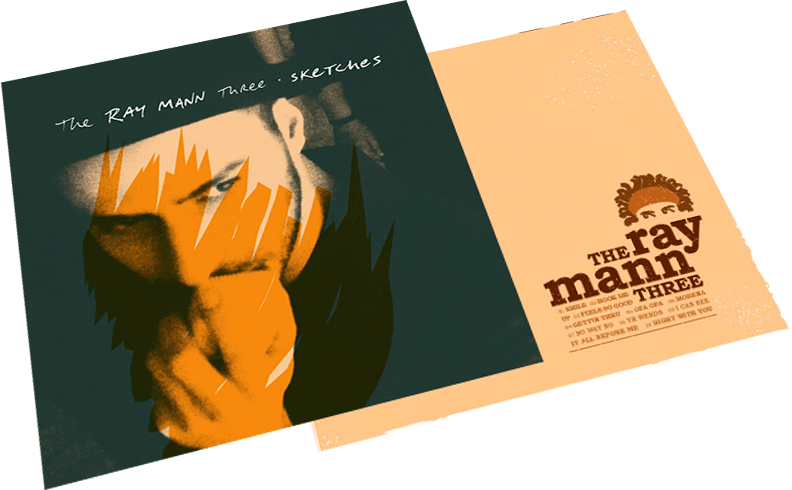 The Ray Mann Three | Albums
