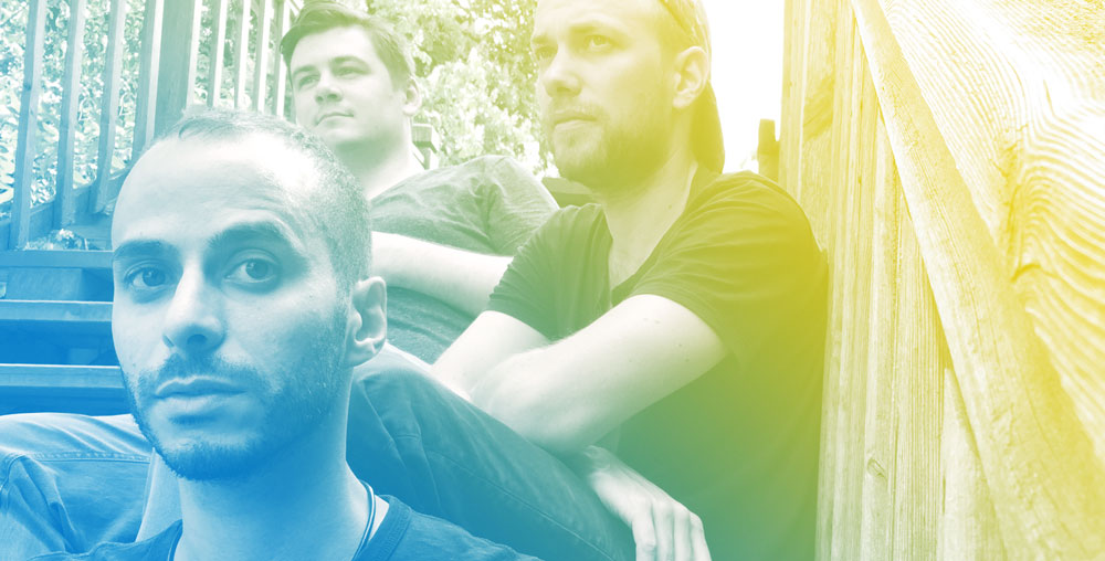 The Ray Mann Three | Berlin