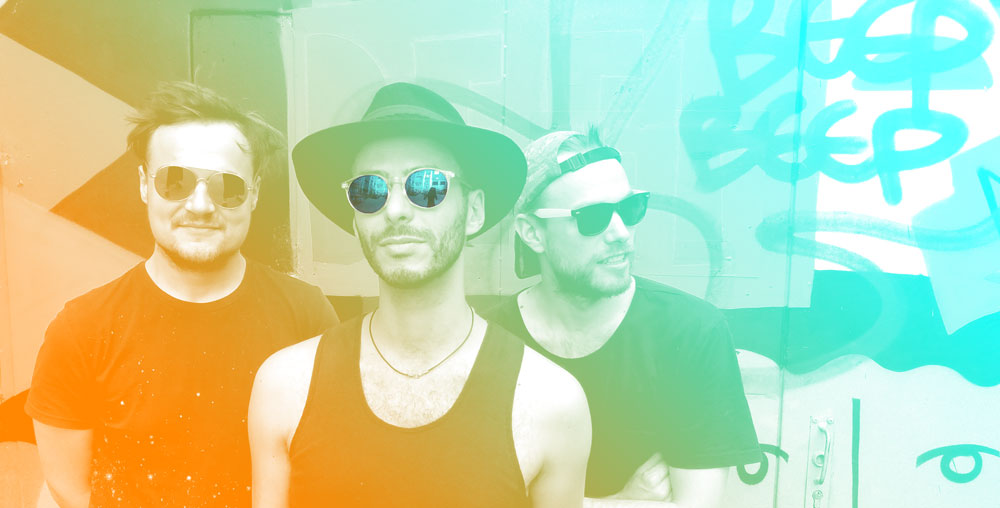 Gigs: The Ray Mann Three - Berlin
